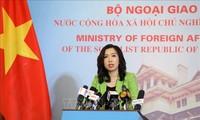 Kemenlu Vietnam Menolak Kekeliruan Pandangan Organisasi Amnesti Internasional