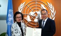 Wakil Sekjen PBB Ingin Memperkuat Kerja Sama dengan Vietnam