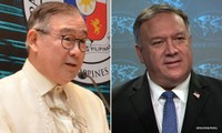 AS dan Filipina Memperkokoh Persekutuan dan Mempertahankan Vonis tentang Laut Timur