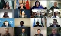 DK PBB Mengesahkan Resolusi tentang Pekerjaan Komisi Sanksi terhadap IS dan Al-Qaeda