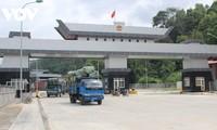Dong Dang-Tra Linh, Jalan Hubungan Dagang Internasional