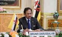 Brunei Darussalam Resmi Menerima Penyerahan Jabatan sebagai Ketua ASEAN 2021