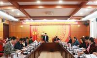 Delegasi Organisasi Partai Provinsi Dak Lak Percaya pada Keberhasilan Kongres Nasional ke-13 PKV