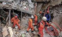 Gempa di Indonesia: Jumlah Orang Tewas Meningkat