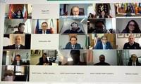 Pembukaan Kursus Pelatihan Perlindungan Sipil untuk Pejabat Italia dan ASEAN