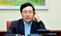 Vietnam-AS Sepakat Bekerja Sama untuk Turut Bawa Hubungan Dua Negara Berkembang secara Komprehensif