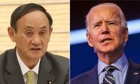 Pertemuan Puncak AS-Jepang mungkin akan Berlangsung pada Awal April 2021