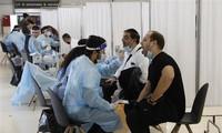 Di Vietnam Terdapat Lagi 9.100 Orang yang Dapatkan Suntikan Vaksin Covid-19