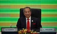 Brunei Darussalam dan Malaysia Perkuat Kerja Sama dan Sepakat Bahas Masalah Myanmar di ASEAN