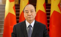 Presiden Nguyen Xuan Phuc  Memimpin KTT DK PBB
