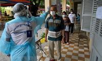 Di Kamboja Tercatat Hampir 1.000 Kasus Infeksi Covid-19 Baru