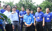 Peranan Pemuda dalam Memupuk Hubungan Persahabatan dan Solidaritas Istimewa Vietnam-Laos