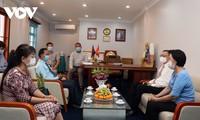 Kedubes Vietnam di Kamboja Selalu Bahu Membahu dengan Warga Vietnam di Tengah Pandemi Covid-19