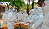 Di Vietnam Tercatat Lagi 44 Kasus Infeksi Covid-19 Transmisi Lokal di Kawasan yang Telah Diisolasi dan Diblokade pada 20 Mei Siang
