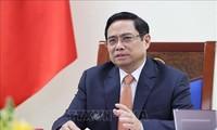 PM Pham Minh Chinh akan Hadiri KTT Kemitraan tentang Pertumbuhan Hijau dan Target Global