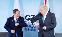 Inggris dan Jepang Berkomitmen Dorong Kerja Sama