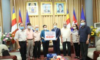 Asosiasi Persahabatan Vietnam-Kamboja dan Peranannya dalam Dorong Hubungan Solidaritas dan Kerja Sama antara Rakyat Dua Negeri
