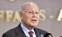 Sekjen Liga Arab Imbau Upaya-Upaya Internasional untuk Singkirkan IS