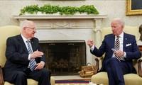 AS dan Israel Bahas Hubungan Bilateral dan Masalah-Masalah Regional