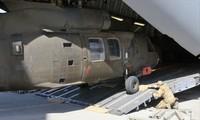 AS Serahkan Pangkalan Militer Terbesar kepada Afghanistan