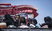 PBB Perpanjang Pengangkutan Barang Bantuan ke Suriah