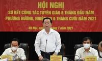 Penggelaran dan Pelaksanaan Resolusi Kongres Nasional XIII PKV Rupakan Tugas Titik Berat dan Permanen