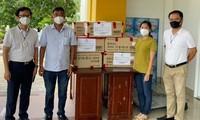 Warga Vietnam di Luar Negeri Bantu Pencegahan dan Penanggulangan Wabah Covid-19