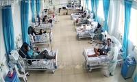 Di Vietnam Tercatat Lagi 3.794 Kasus Infeksi Covid-19 pada 7 Agustus Pagi
