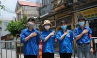 Canangkan Kompetisi Klimaks untuk Sambut Peringatan 65 Tahun Hari Tradisi Gabungan Asosiasi Pemuda Vietnam