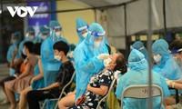 Di Vietnam Tercatat Lagi 10.639 Kasus Infeksi Covid-19