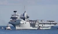 Jepang-Inggris Lakukan Latihan Perang Maritim Gabungan