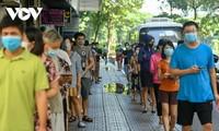 Di Vietnam Tercatat Lagi 11.575 Kasus Infeksi Covid-19 pada 26 Agustus