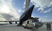 Para Serdadu AS Terakhir Telah Tinggalkan Afghanistan