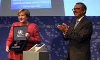 WHO Resmikan Pusat Peringatan Dini Pandemi di Jerman