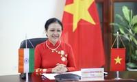 "Simposium Virtual ""Kemitraan Strategis India-Vietnam"""
