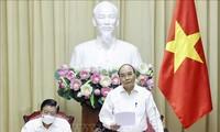 Presiden Nguyen Xuan Phuc: Penelitian-Penelitian tentang Negara Hukum Harus Ditingkatkan ke Level Baru