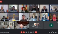 Vietnam Pimpin Sidang Kelompok Khusus Gagasan Konektivitas ASEAN