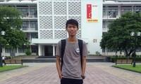 Vun Liem – Mahasiswa Internasional Pertama yang Menangkan Beasiswa Institut Politeknik Hanoi