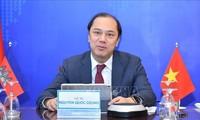 Konsultasi Politik ke-7 antara Kemenlu Vietnam dan Kamboja