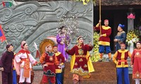 Crowds thrilled at reenactment of Ngoc Hoi-Dong Da victory