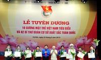 Celebran el nacimiento de la Juventud Comunista Ho Chi Minh