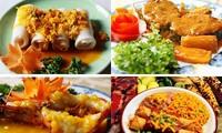 La gastronomía de la mayoría étnica Kinh