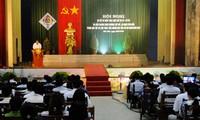 """Vietnam verifica los dos años del movimiento """"Aprender y seguir el ejemplo moral de Ho Chi Minh"""""""