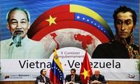 Vietnam y Venezuela explotan potencialidades de cooperación para desarrollarse
