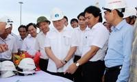 Promueven despliegue de importantes proyectos de energía en provincia de Thanh Hoa