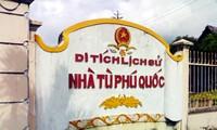 Actividades de gratitud a los Mártires y Mutilados de guerra en la isla de Phu Quoc