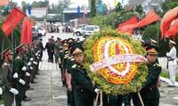 Prosiguen actos de gratitud y apoyo a familias de mártires y mutilados