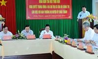 Refuerza combatividad Partido Comunista en provincia de Tien Giang