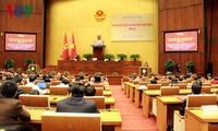 Parlamento vietnamita determinado a cumplir tarea de reforzamiento partidista