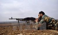 Fuerzas de oposición siria por confirmar alto el fuego promovido por Rusia y Turquía